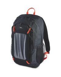Crane Solar Backpack - Anthracite