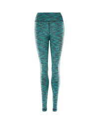 Crane Space Dye Fitness Leggings
