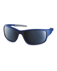 Crane Cycling Glasses Blue