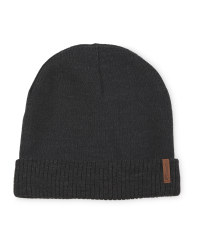 Crane Standard Knitted Grey Hat