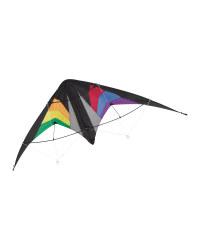 Crane Multicoloured Stunt Kite