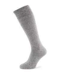 Crane Twist Wader Fishing Socks - Grey