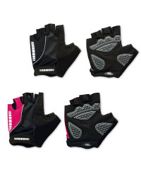 Crane Touch & Close Cycling Gloves