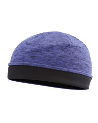 Crane Winter Hat - Purple