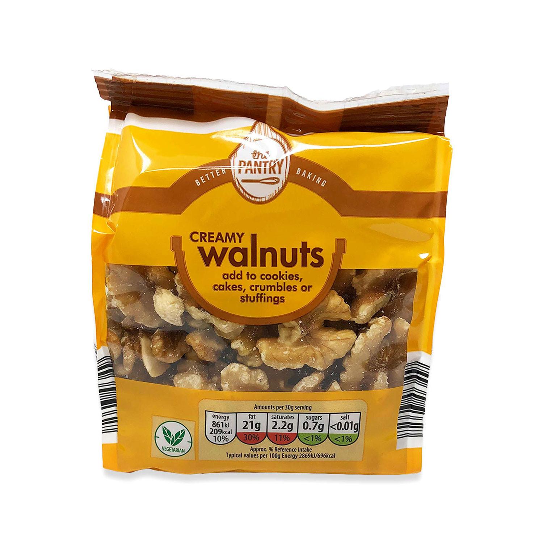 Creamy Walnuts
