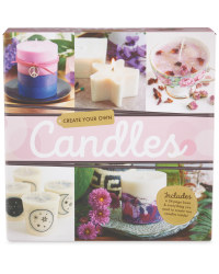 Hinkler Create Your Own Candle Kit