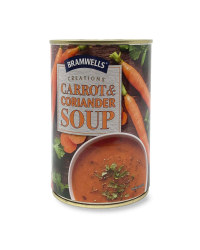 Creations Carrot & Coriander Soup