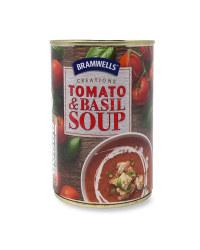 Creations Tomato & Basil Soup