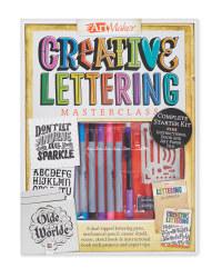 Hinkler Creative Lettering Art Maker