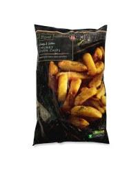 Crispy & Golden Chunky Oven Chips