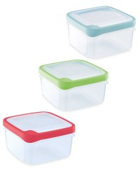Crofton 1.4l Seal Tight Containers