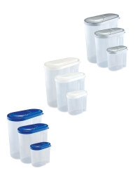 Crofton Cereal Container 3 Pack