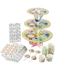 Crofton Cupcake Wonderland Party Set