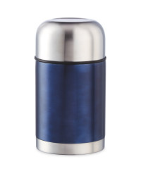 Crofton Food Flask - Blue