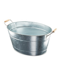 Crofton Galvanised Steel Drinks Tub