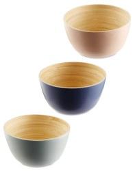 Crofton High Bamboo Bowl