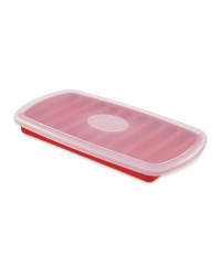 Crofton Ice Stick Tray - Red
