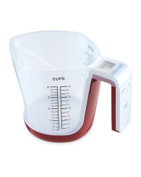 Crofton Jug Scale - Dark Red