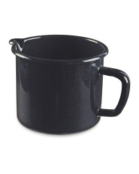 Crofton Jug - Black/White