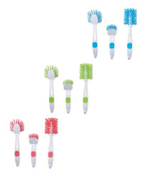 Crofton Kitchen Brush 3 Piece Set