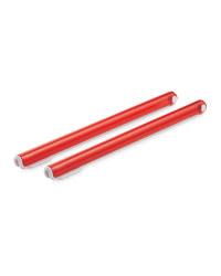 Crofton Long Bag Clip - Red