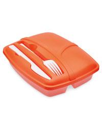 Crofton Lunch Box - Flame
