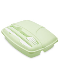Crofton Lunch Box - Green