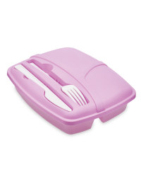 Crofton Lunch Box - Purple