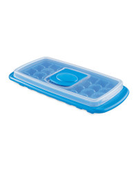Crofton Mini Ice Cube Tray - Dark Blue
