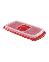 Crofton Mini Ice Cube Tray - Red