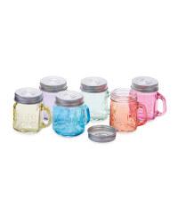 Crofton Multi Jars With Handle