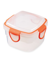 Crofton Snack Container - Flame