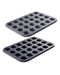 Crofton Speckled 24 Cup Muffin Tray