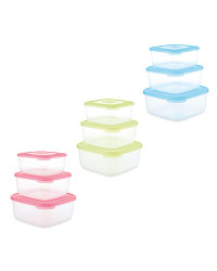 Crofton Square Food Container 3-Pack
