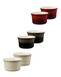 Crofton Stoneware Ramekins 2 Pack