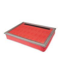 Crofton Tablet Lap Tray - Red