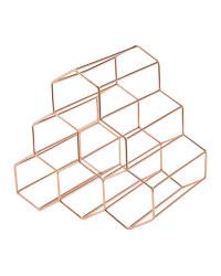 Crofton Wine Rack - Copper