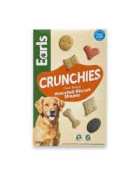 Crunchies Oven Baked Biscuit Shapes