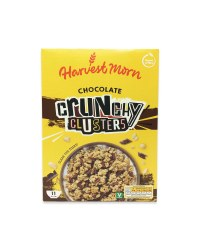 Crunchy Clusters Chocolate