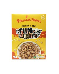 Crunchy Clusters Honey & Nut