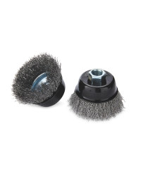 Cup Brush For Angle Grinders