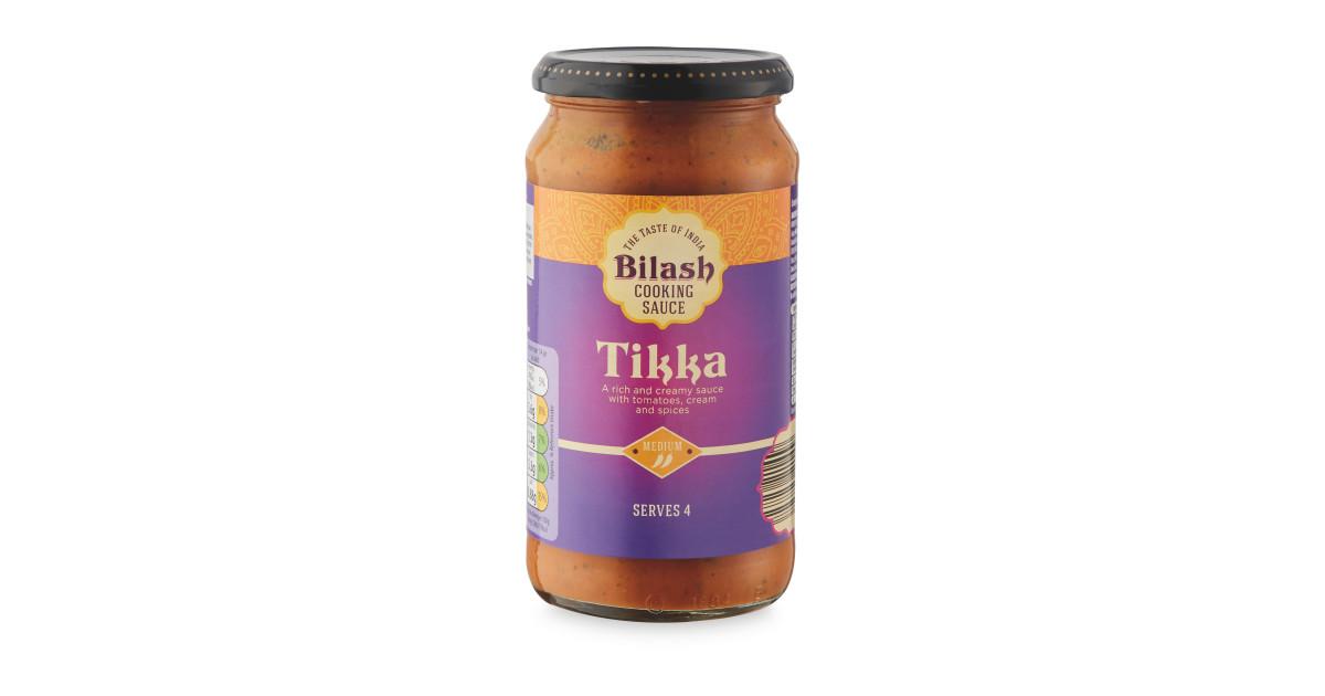 Curry Sauces Tikka