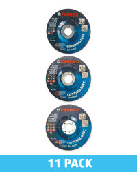 Cutting & Grinding Disc Set
