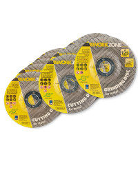 Cutting & Grinding Discs 11-Piece