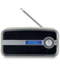 DAB & FM Bluetooth Radio