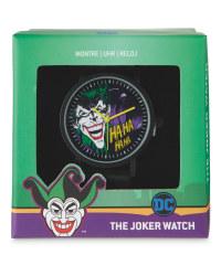 DC Comics Joker Watch