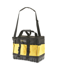 Workzone DIY Tote Bag Yellow/Black