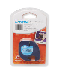 DYMO Clear Plastic Labels