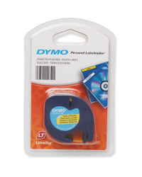 DYMO Yellow Plastic Labels