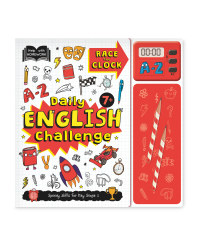 Daily English 7+ Challenge Pack
